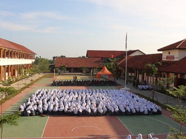 Masa Pengenalan Lingkungan Sekolah (MPLS)